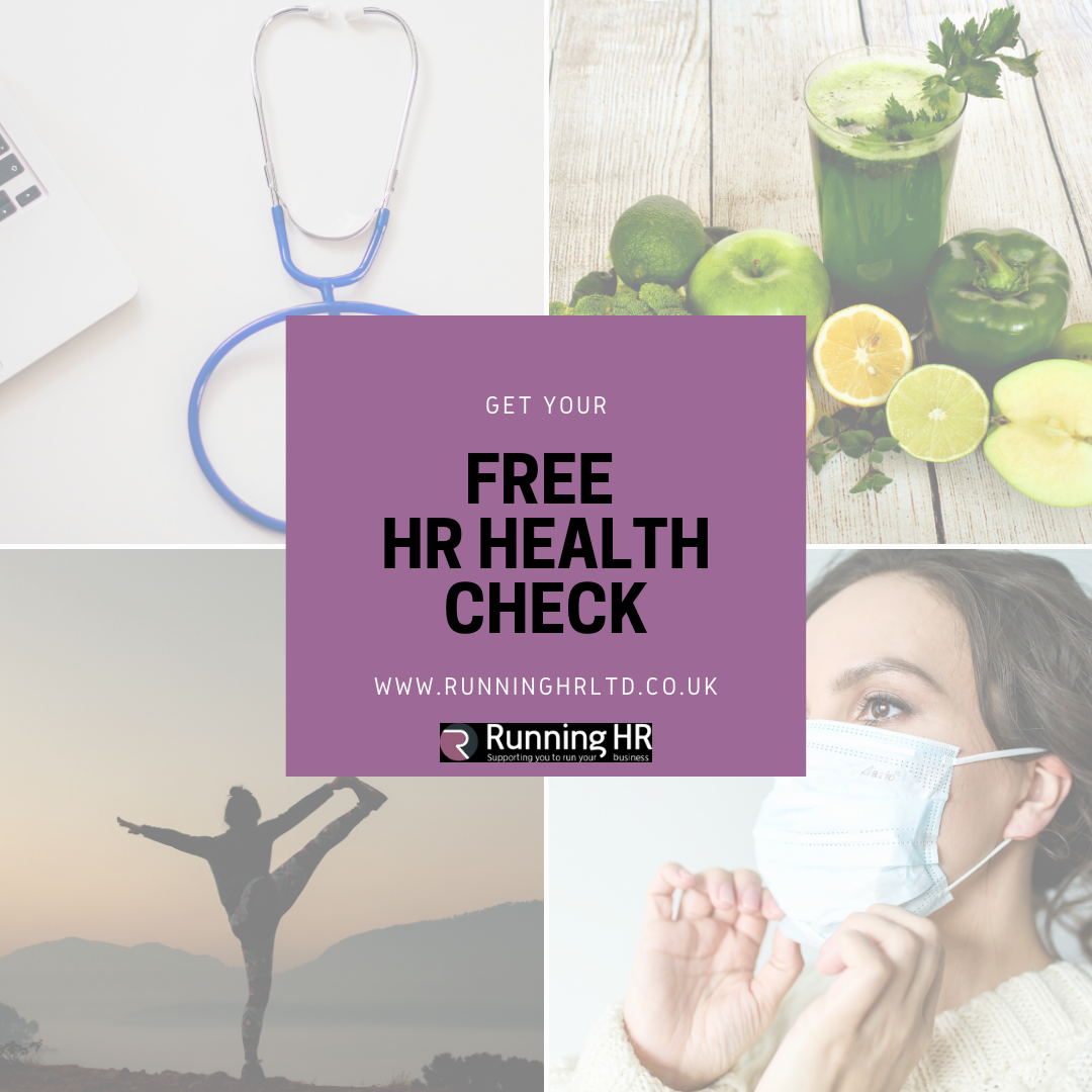 Promoting FREE HR Health Check Report